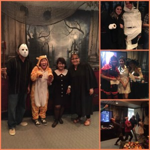 office halloween party santa monica 2017