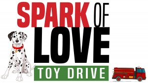 Spark of Love Toy Drive donor
