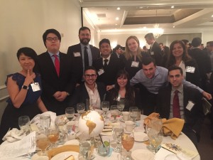 GS at CSUN Awards Dinner 2017