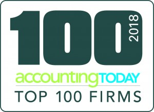Gumbiner Savett Accounting Today Top 100 2018
