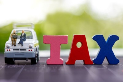 IRS Updates for Company Cars