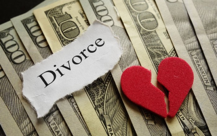 Reviewing your estate plan after a divorce
