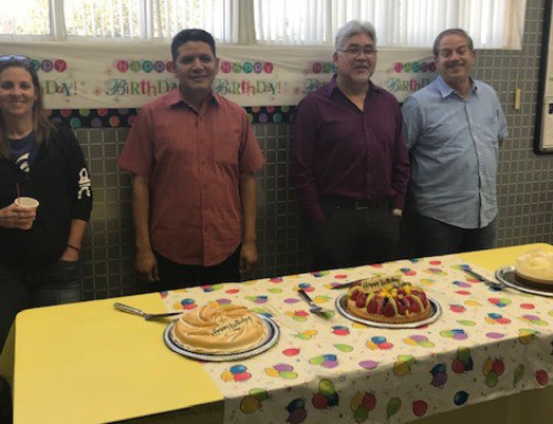 Gumbiner Savett Celebrates May and June Birthdays