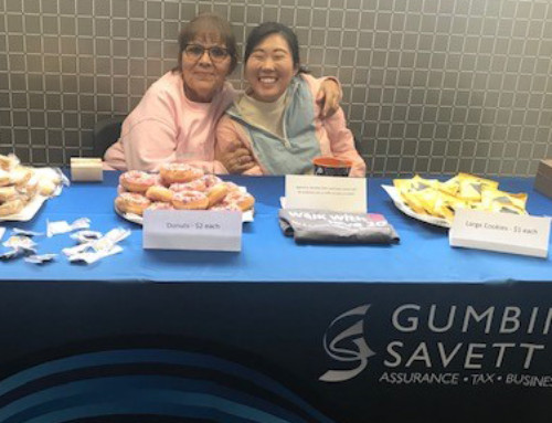 GS raises more money for charity at second bake sale