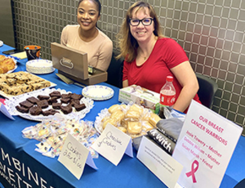 GS Holds the Final Bake Sale to Raise Funds for Breast Cancer Research