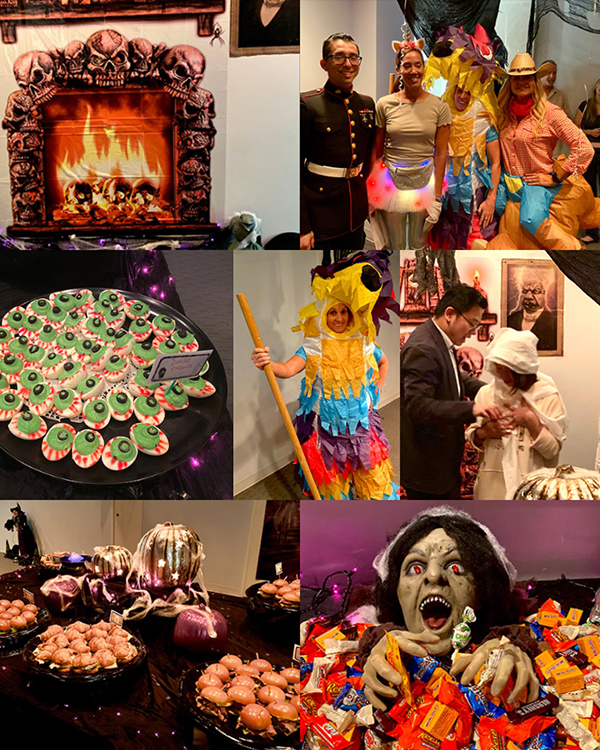 GS Celebrates Halloween!
