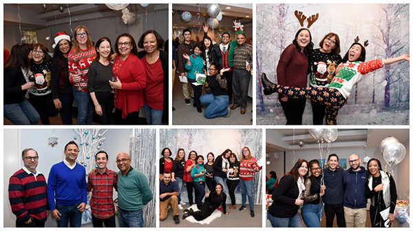 GS Celebrates the Holidays!