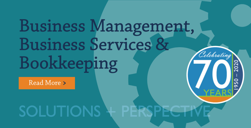 Business Management, Business Services, & Bookkeeping