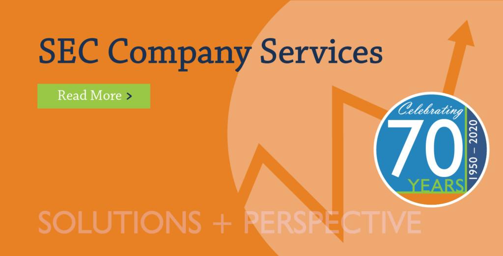 SEC Company Services