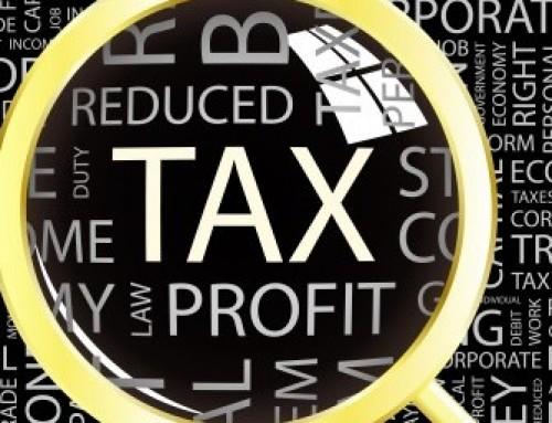 "Property Tax and ""Cap Rates"""