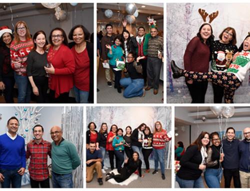 GS Celebrates the Holidays!